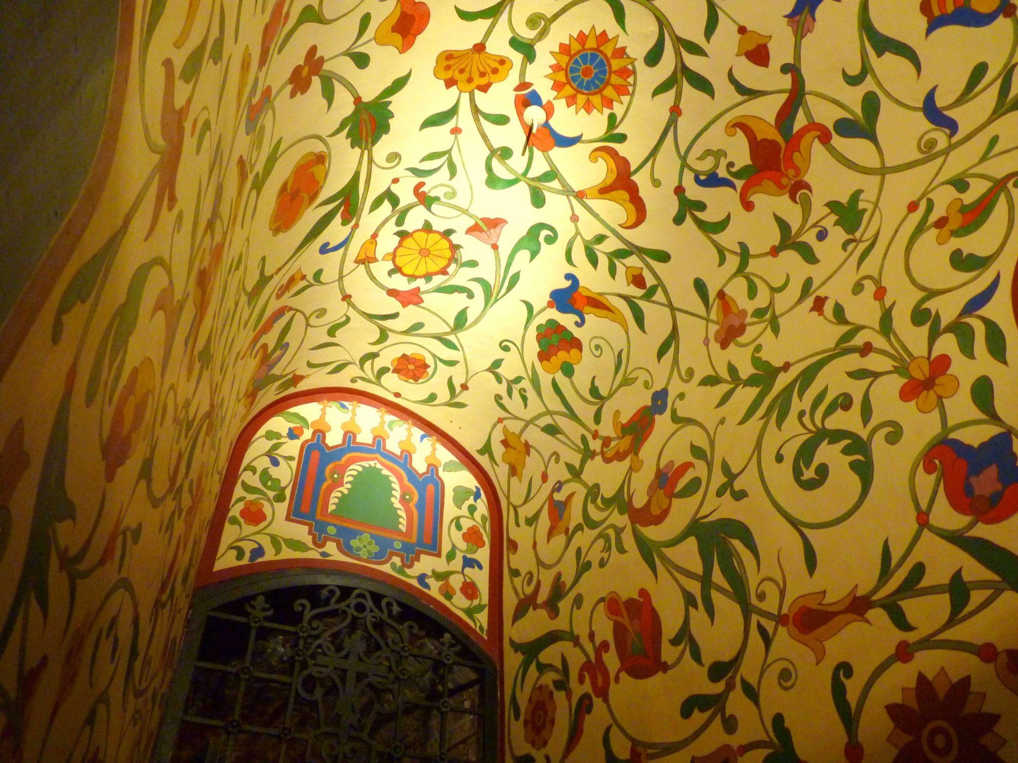 Catedral de São Basílio interior 03 Moscovo Rússia Mundo Indefinido