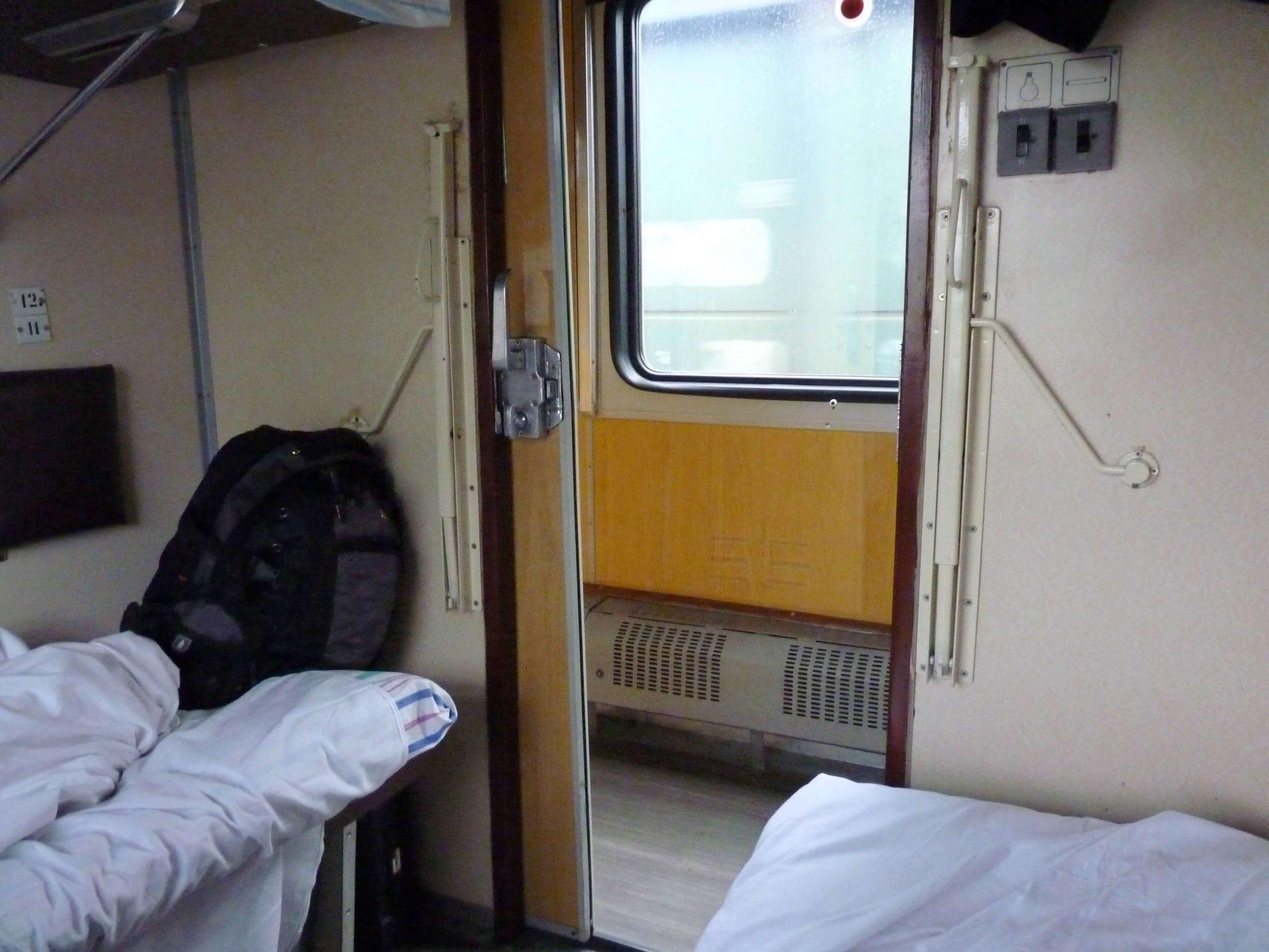 Transiberiano 2a classe interior 02 Mundo Indefinido