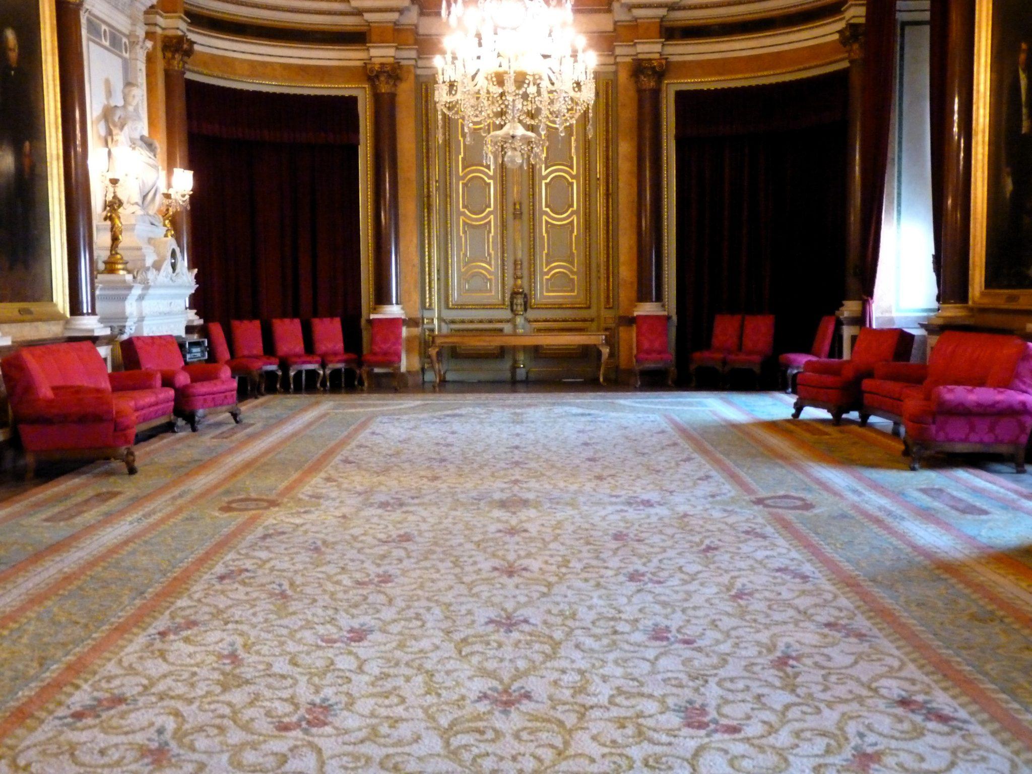 Câmara Municipal de Lisboa salão nobre 01 Lisboa Portugal Mundo Indefinido
