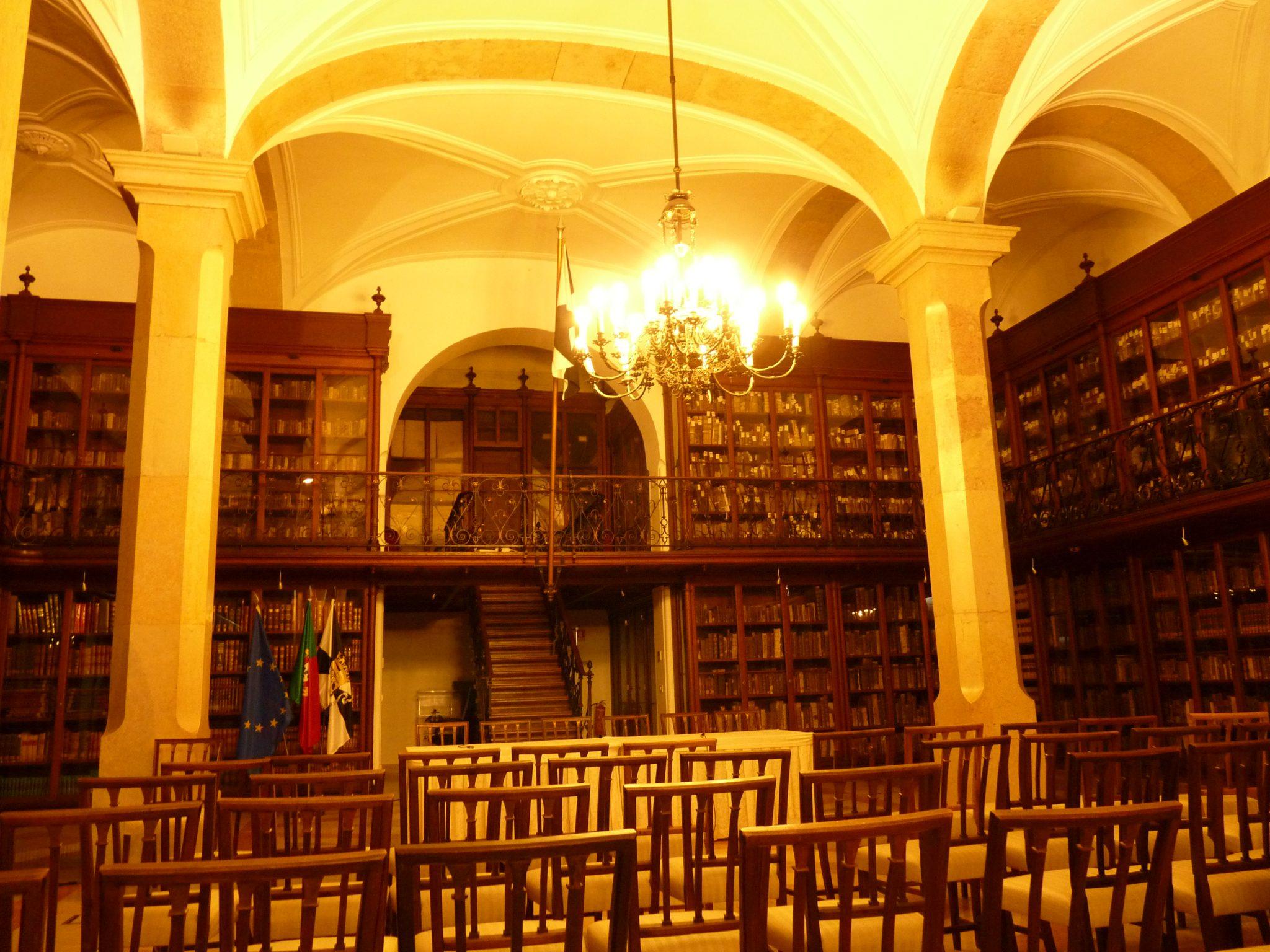 Câmara Municipal de Lisboa sala do arquivo 01 Lisboa Portugal Mundo Indefinido