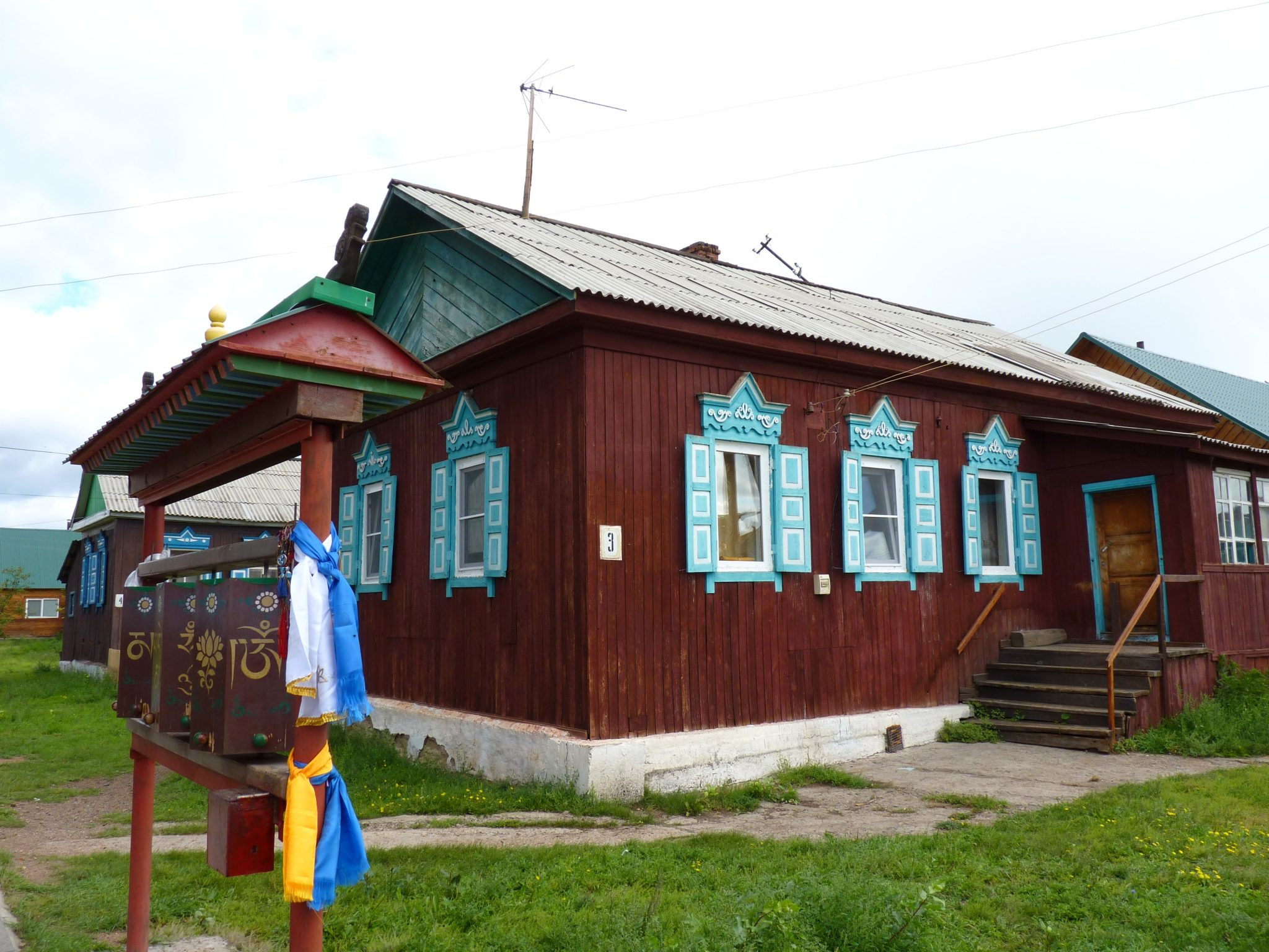 Datsan Ivolginsky 01 Ulan-Ude Rússia Mundo Indefinido