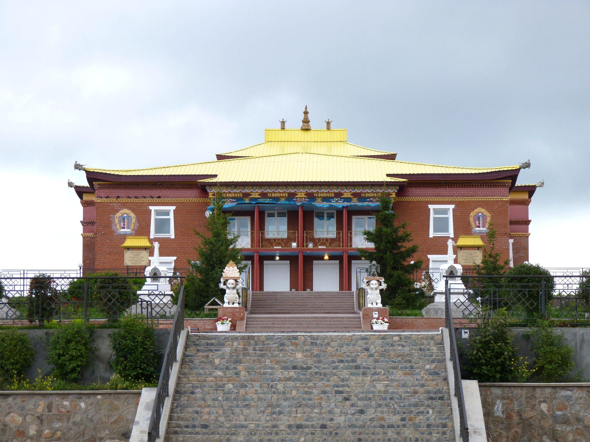 Rinpoche Bagsha 01 Ulan-Ude Rússia Mundo Indefinido
