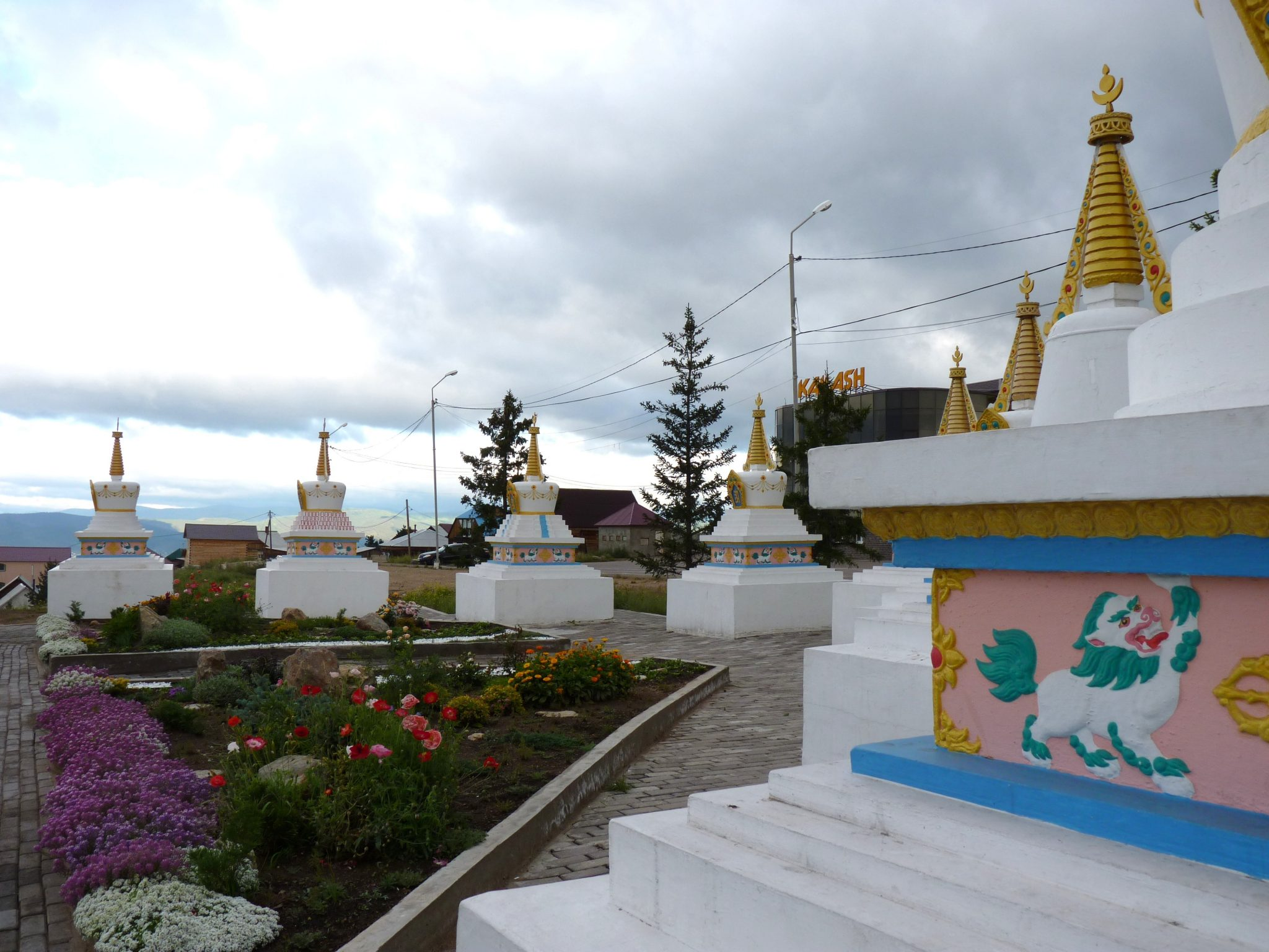 Rinpoche Bagsha 02 Ulan-Ude Rússia Mundo Indefinido