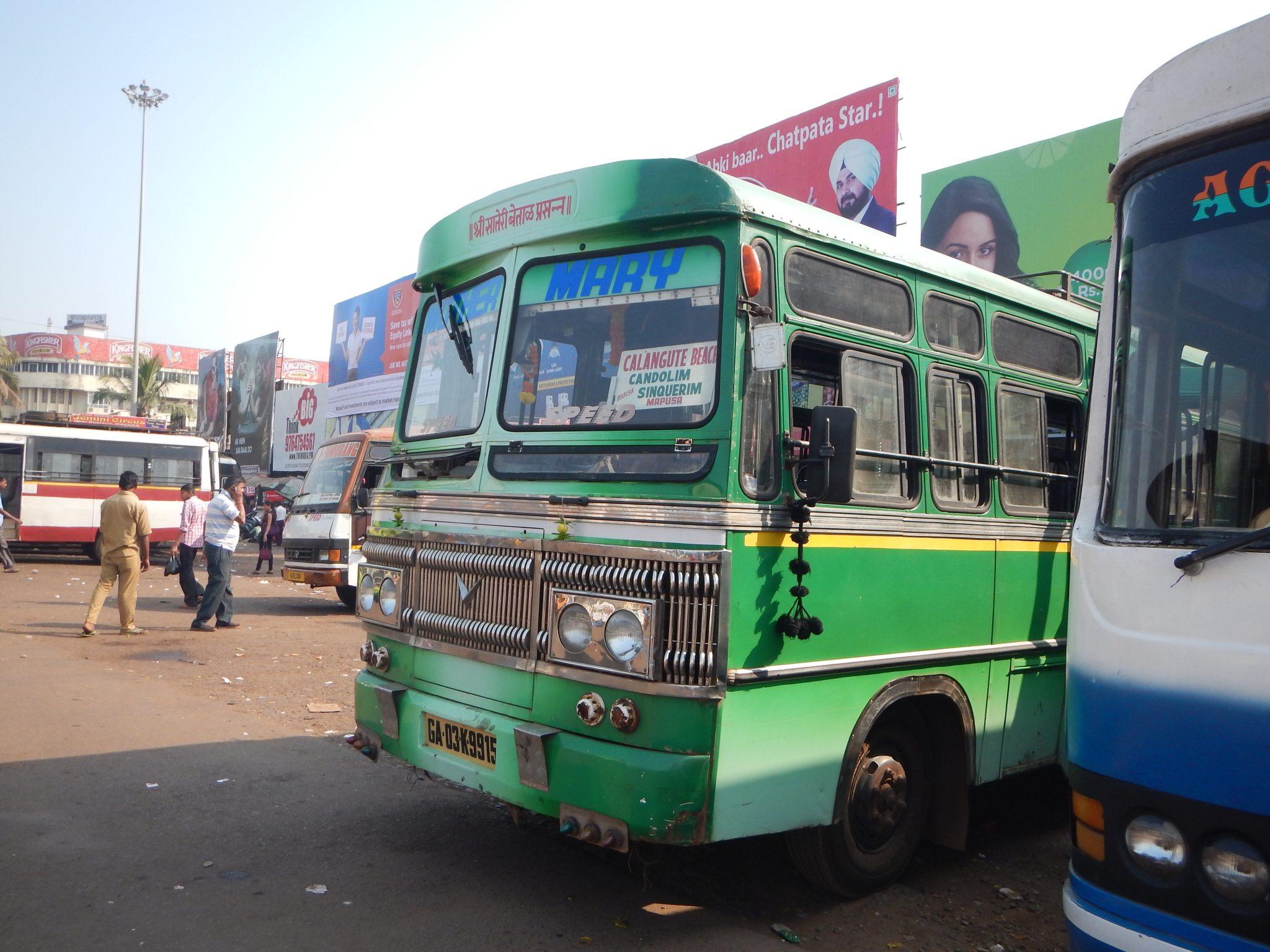 Autocarro Goa Mapuçá 01 Mundo Indefinido
