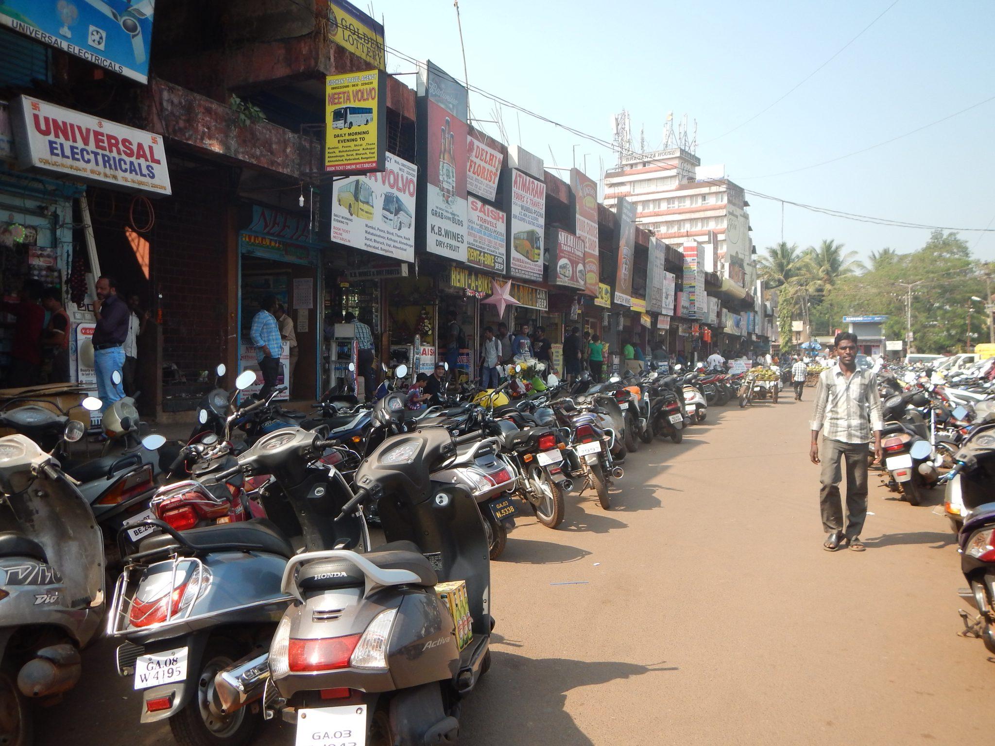 Mercado Mapuçá Goa Índia 06 Mundo Indefinido