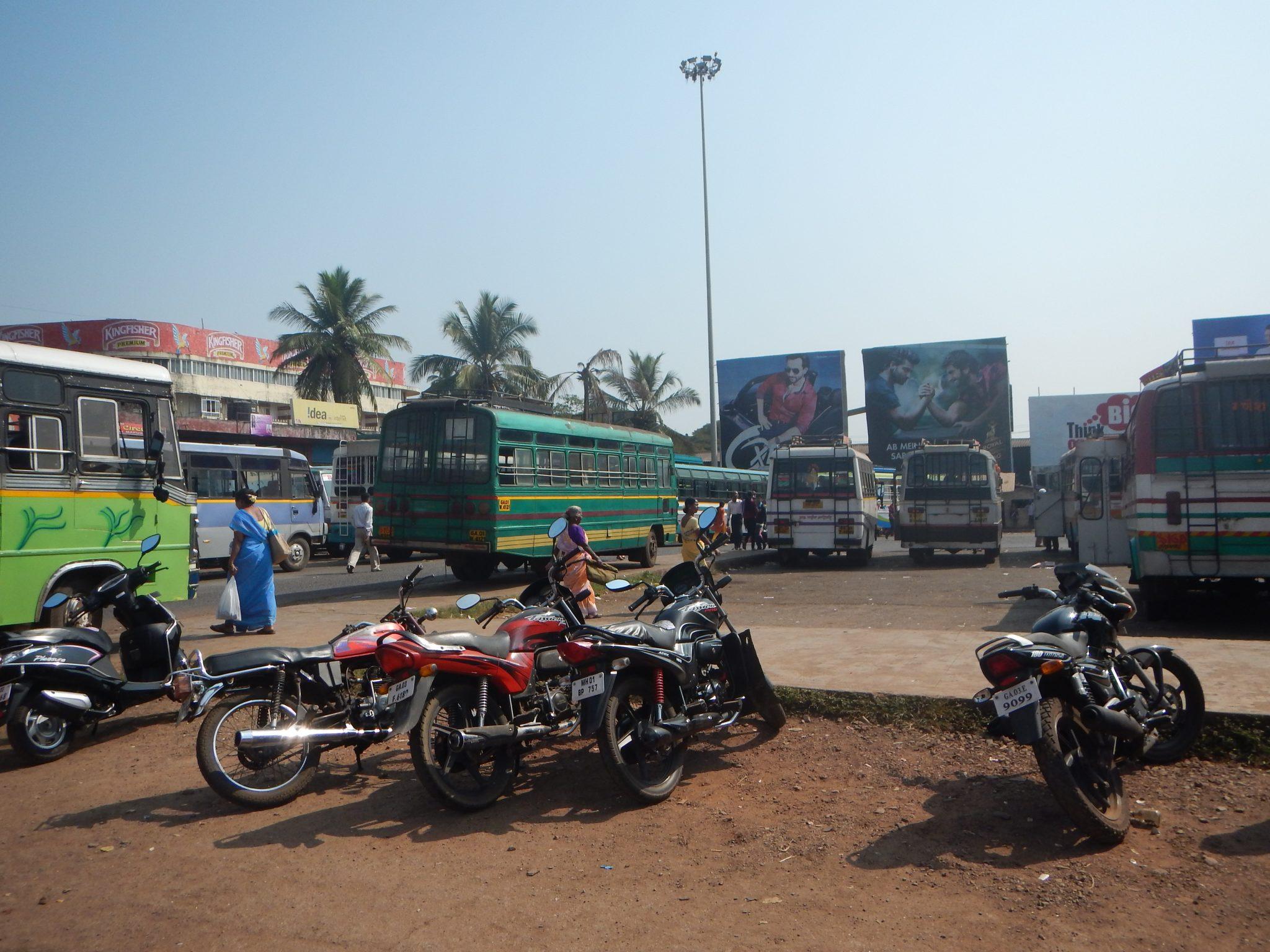 Mercado Mapuçá Goa Índia 07 Mundo Indefinido