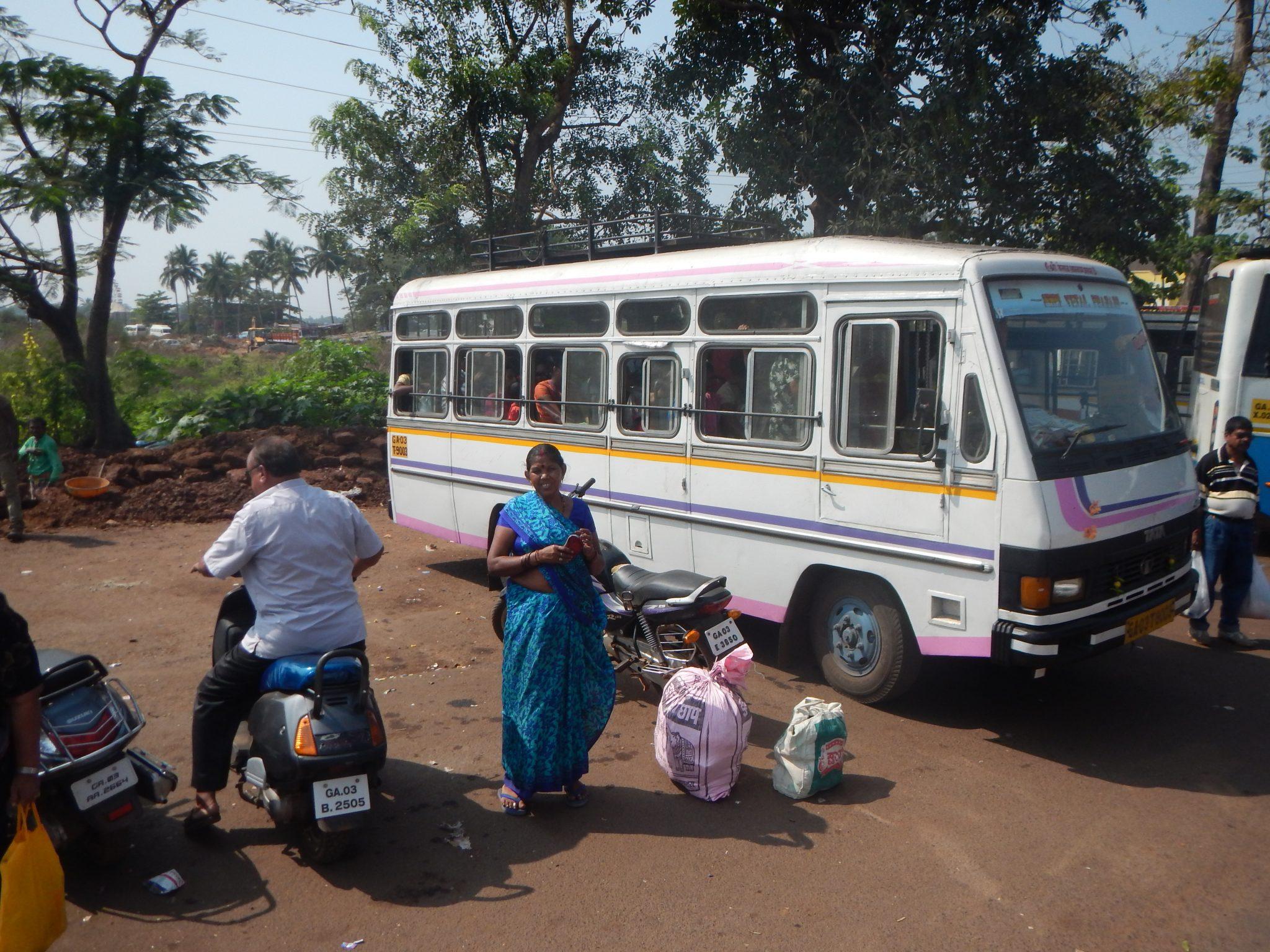 Mercado Mapuçá Goa Índia 08 Mundo Indefinido