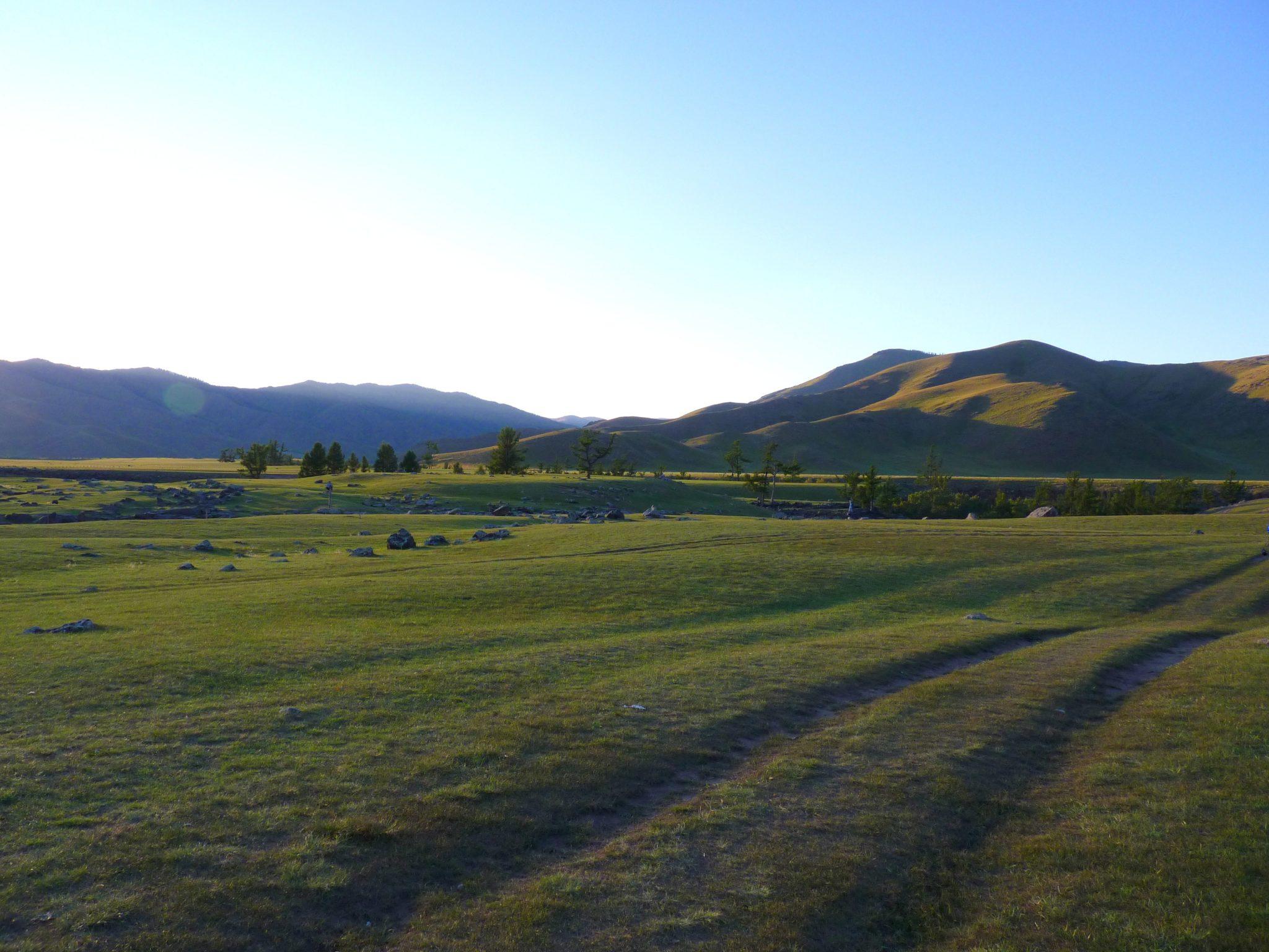 Acampamento nómada 08 Mongólia Mundo Indefinido
