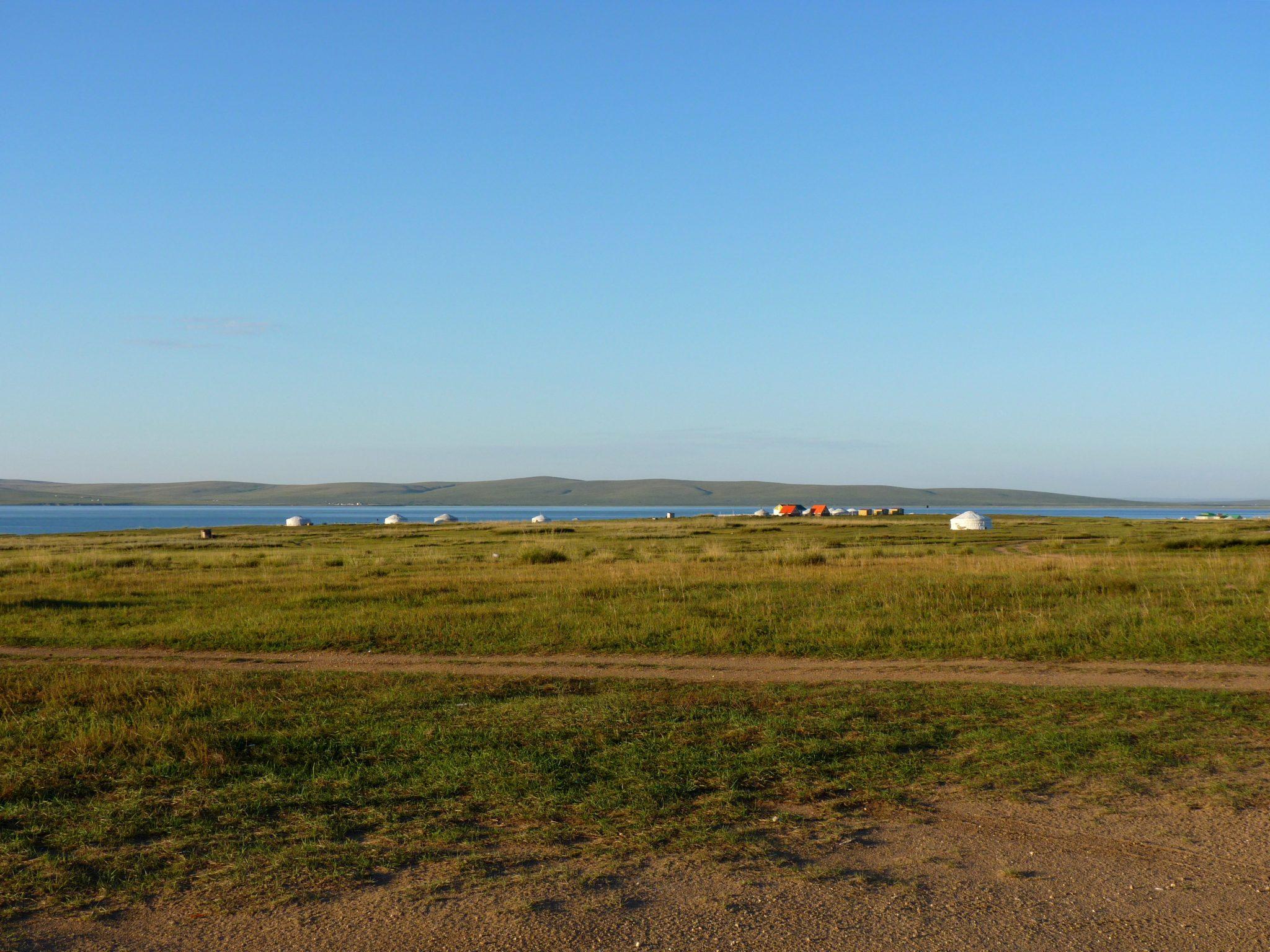 Lago Ogii 04 Mongólia Mundo Indefinido