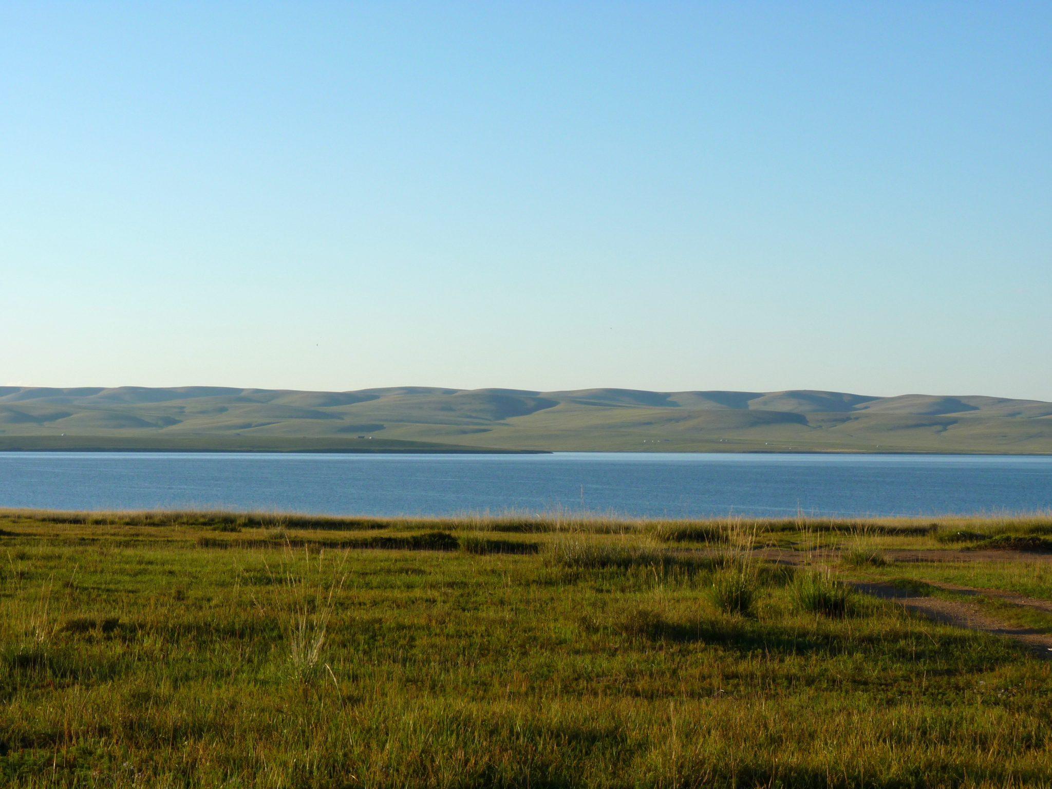 Lago Ogii 05 Mongólia Mundo Indefinido