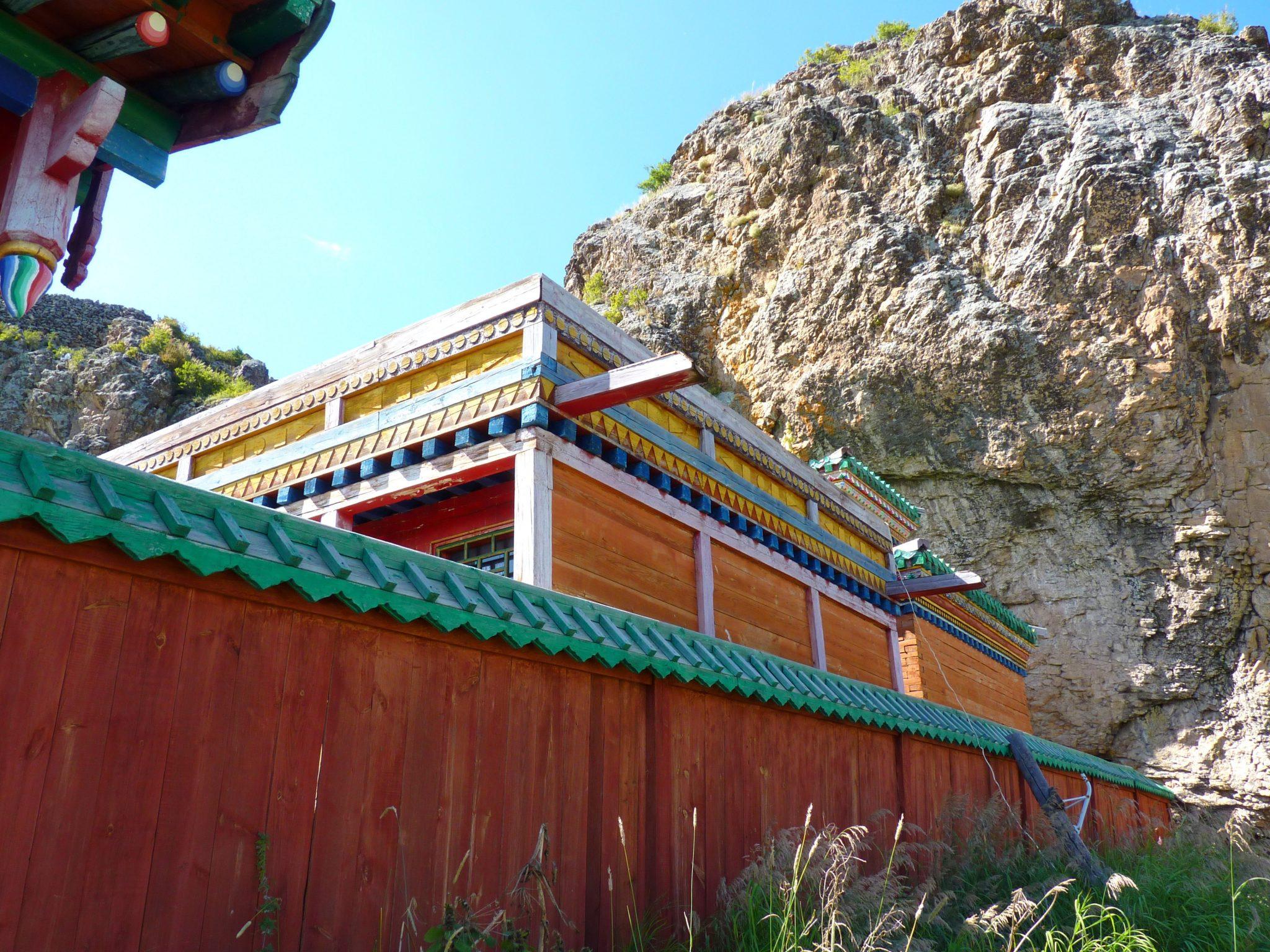 MosteiroTovkhon 05 Mongólia Mundo Indefinido