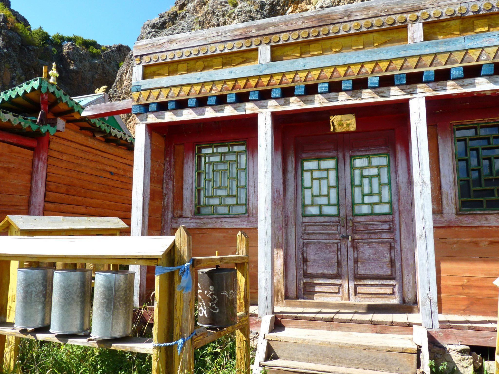 MosteiroTovkhon 06 Mongólia Mundo Indefinido