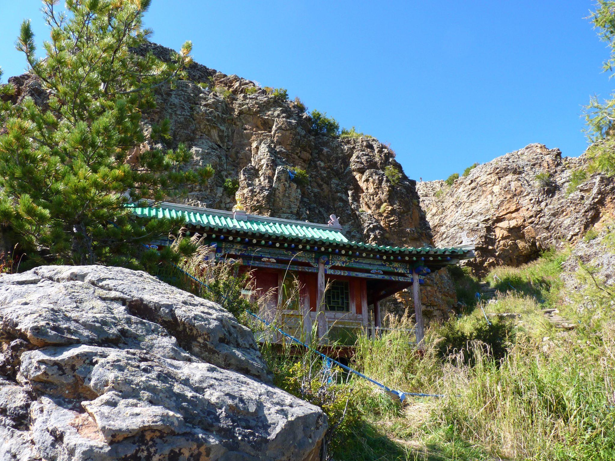 MosteiroTovkhon 10 Mongólia Mundo Indefinido