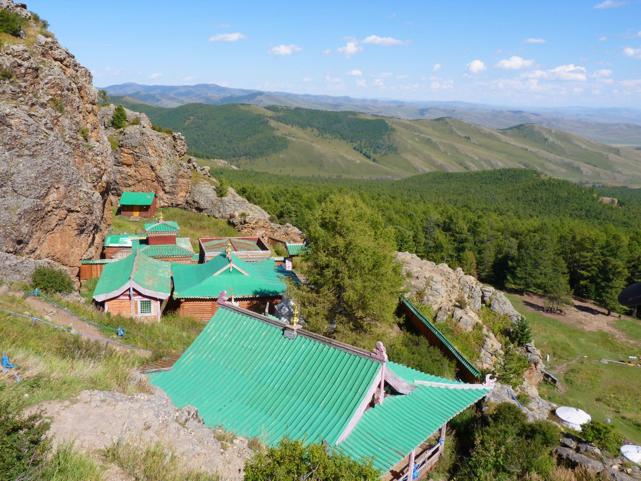 MosteiroTovkhon 12 Mongólia Mundo Indefinido