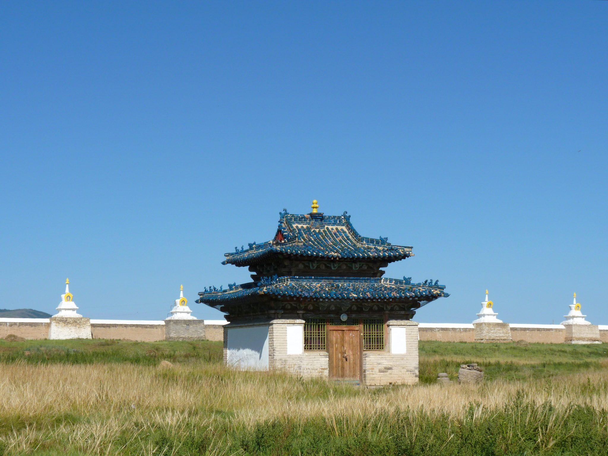Mosteiro de Erdere Zuu 04 Mongólia Mundo Indefinido