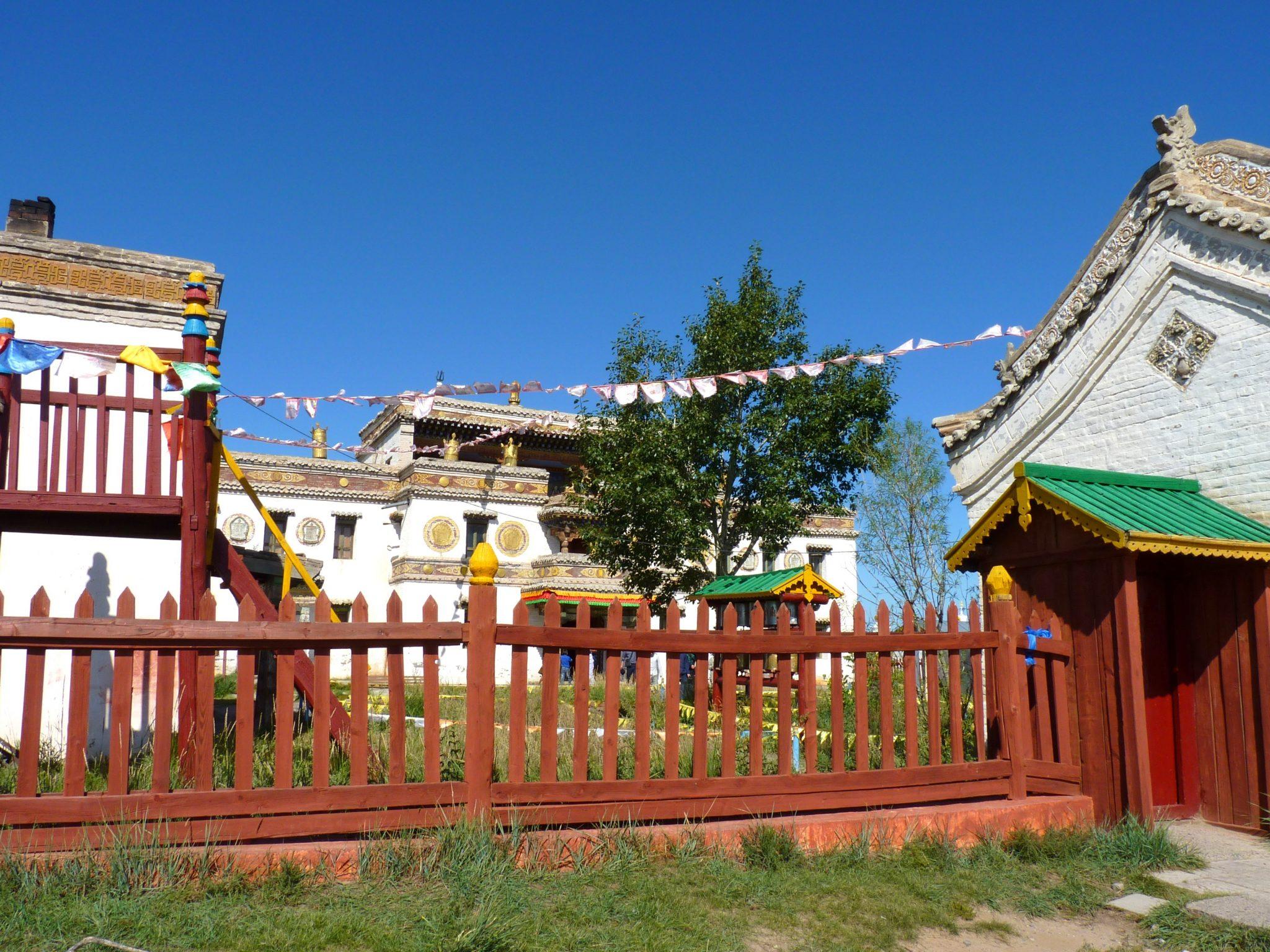 Mosteiro de Erdere Zuu 07 Mongólia Mundo Indefinido