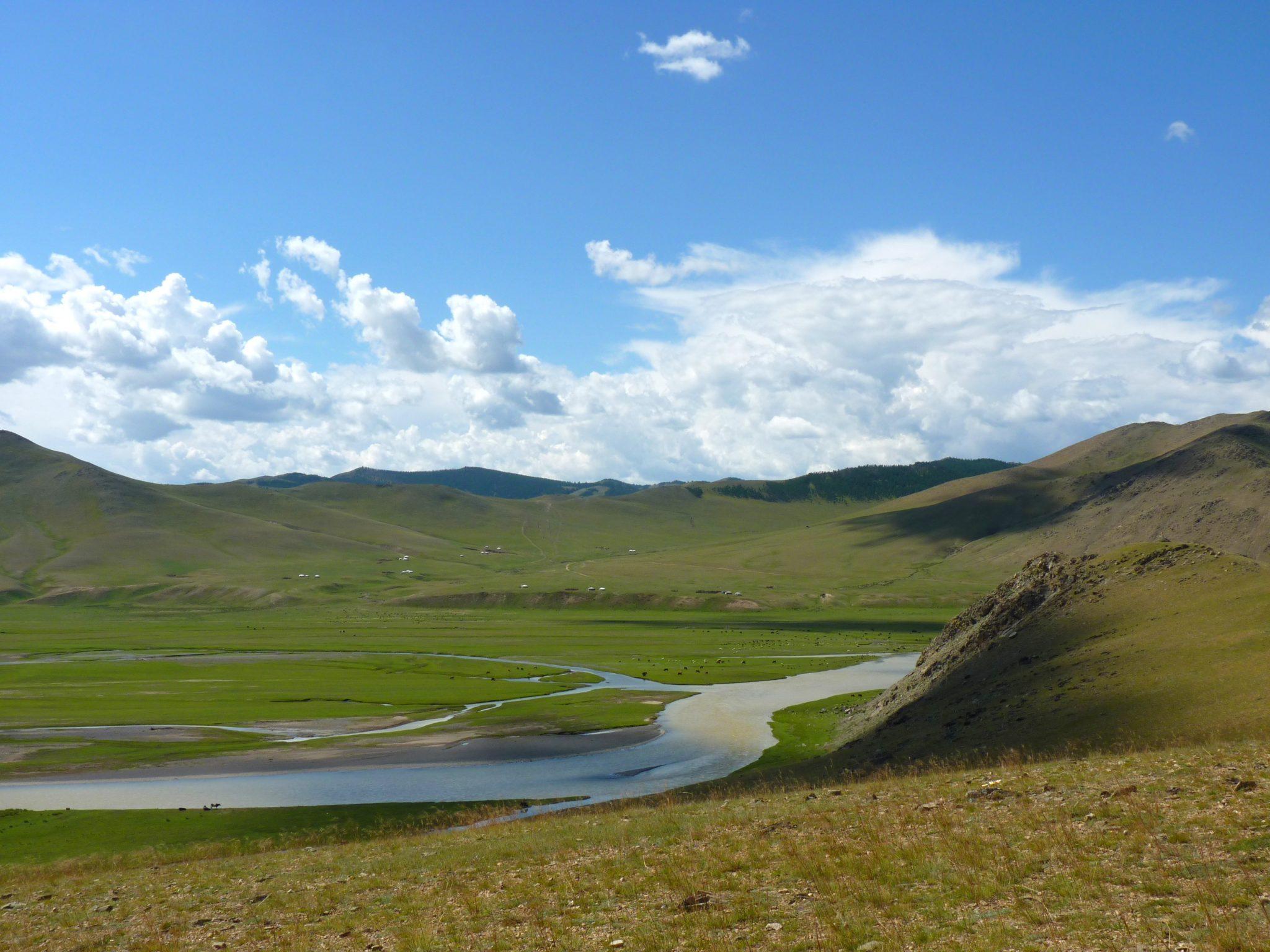 Vale do Orkhon 02 Mongólia Mundo Indefinido