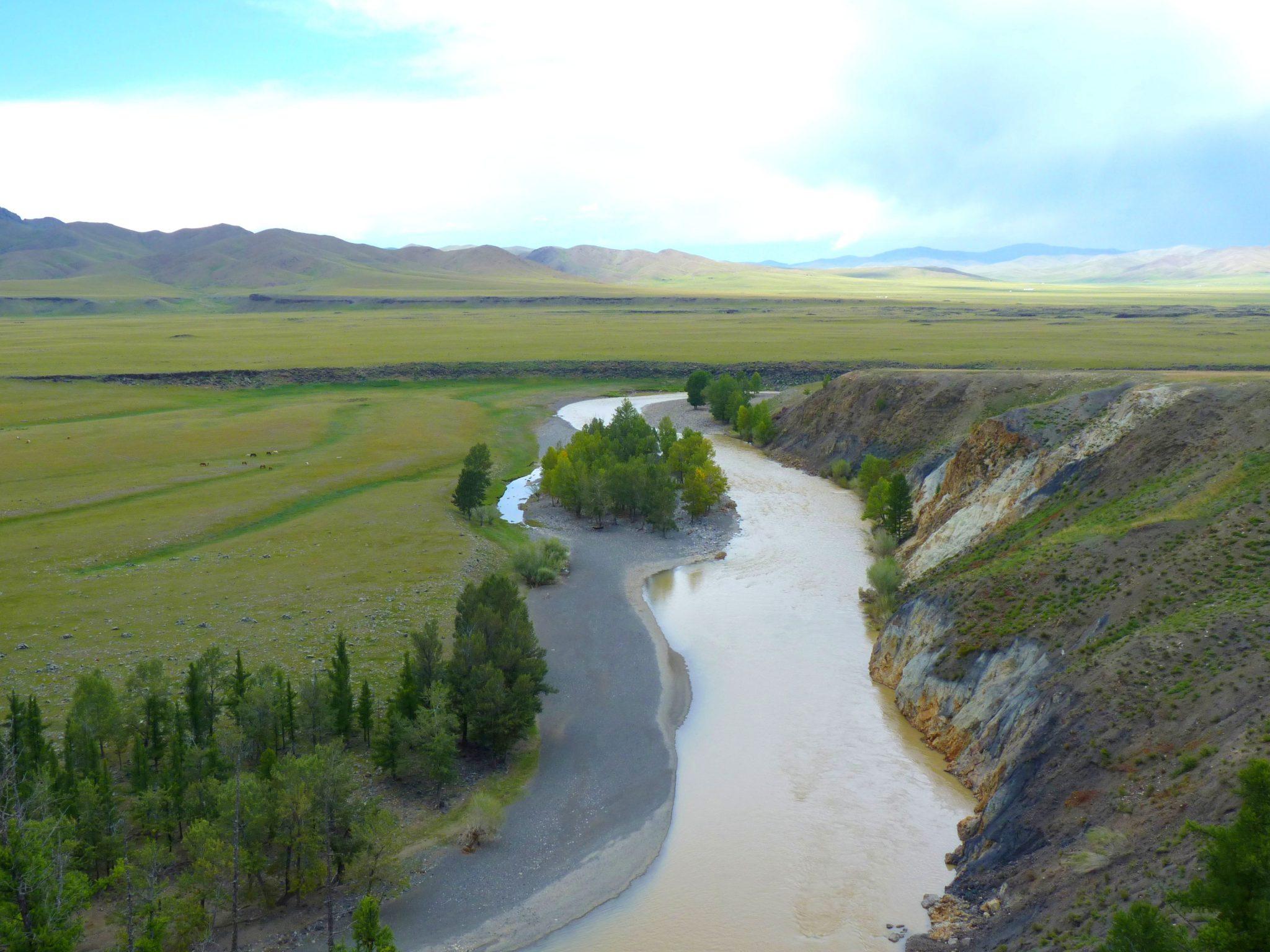 Vale do Orkhon 03 Mongólia Mundo Indefinido