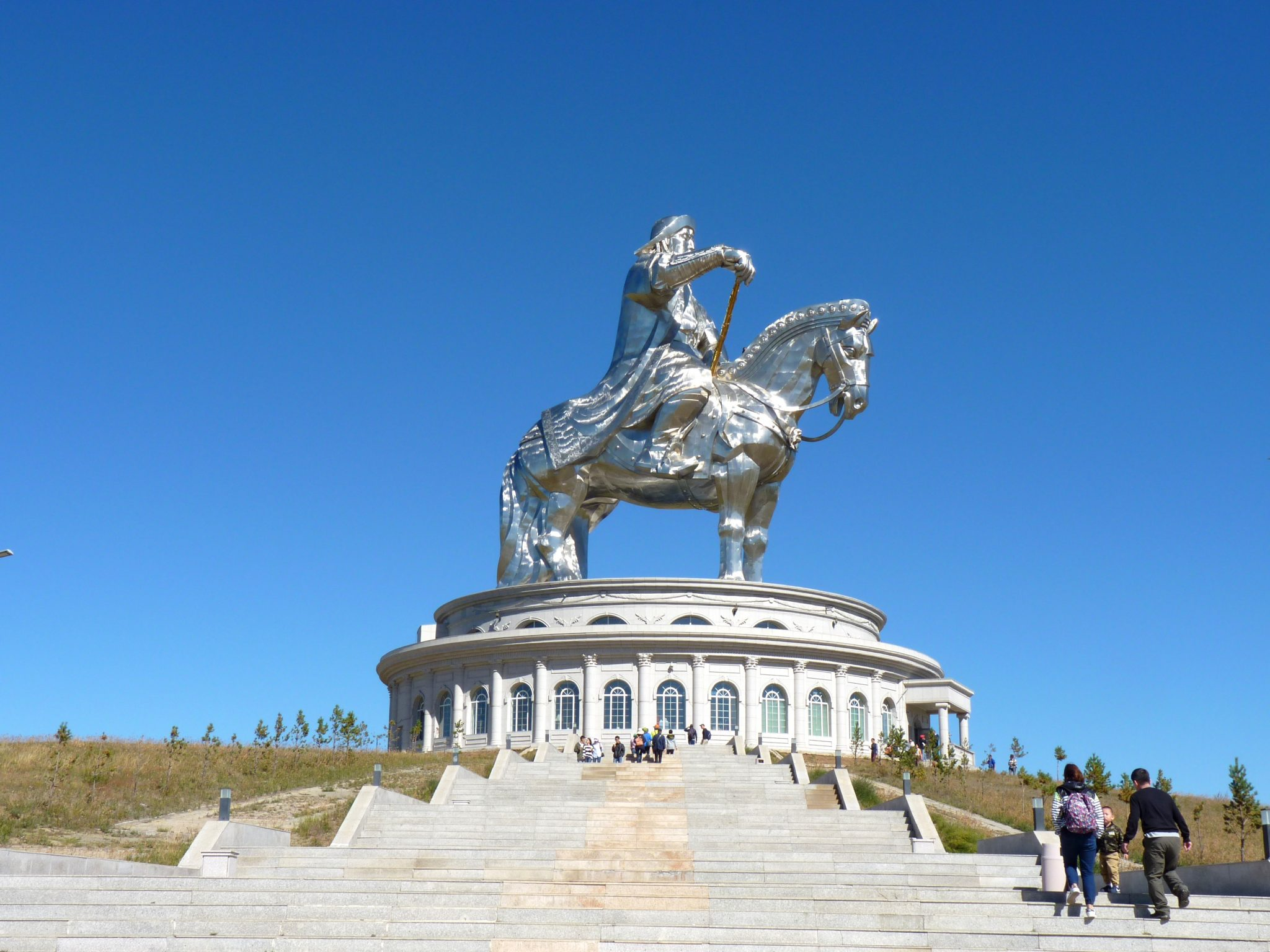 Chinggis Khaan 01 Mongólia Mundo Indefinido