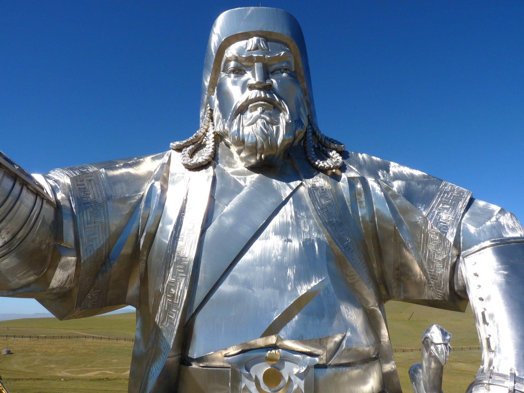 Chinggis Khaan 03 Mongólia Mundo Indefinido