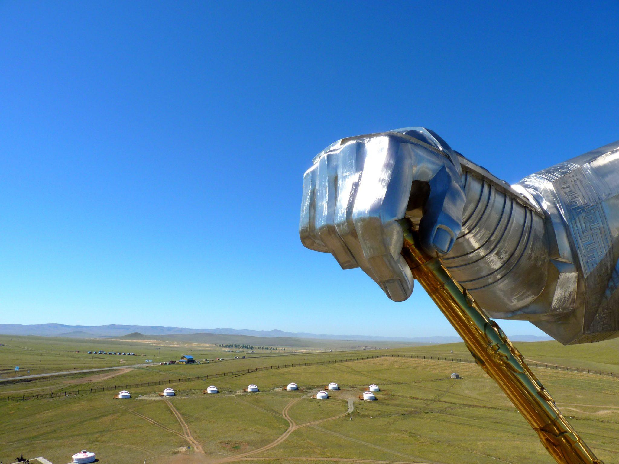 Chinggis Khaan 04 Mongólia Mundo Indefinido