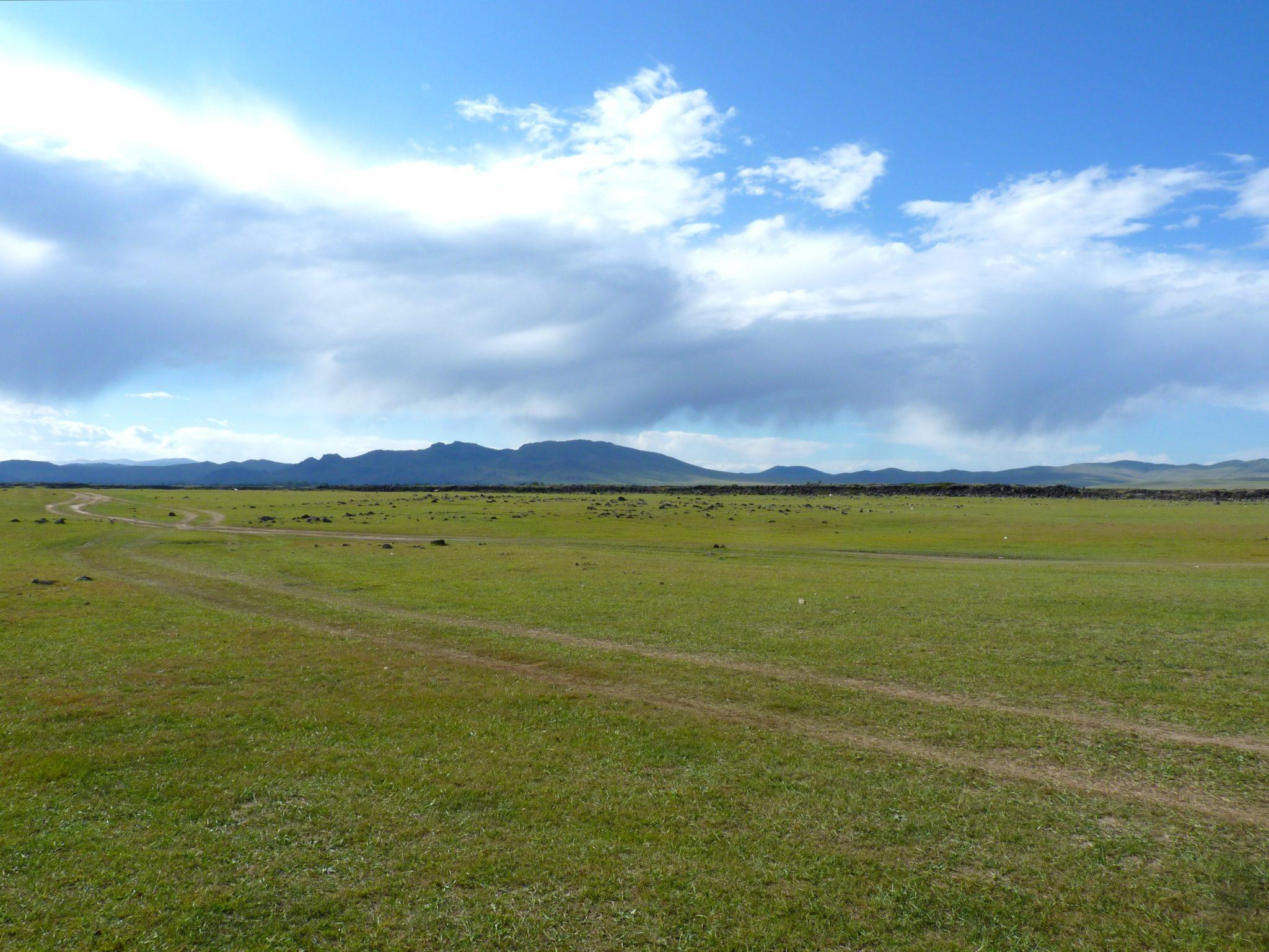 Estradas Mongólia 05 Mundo Indefinido