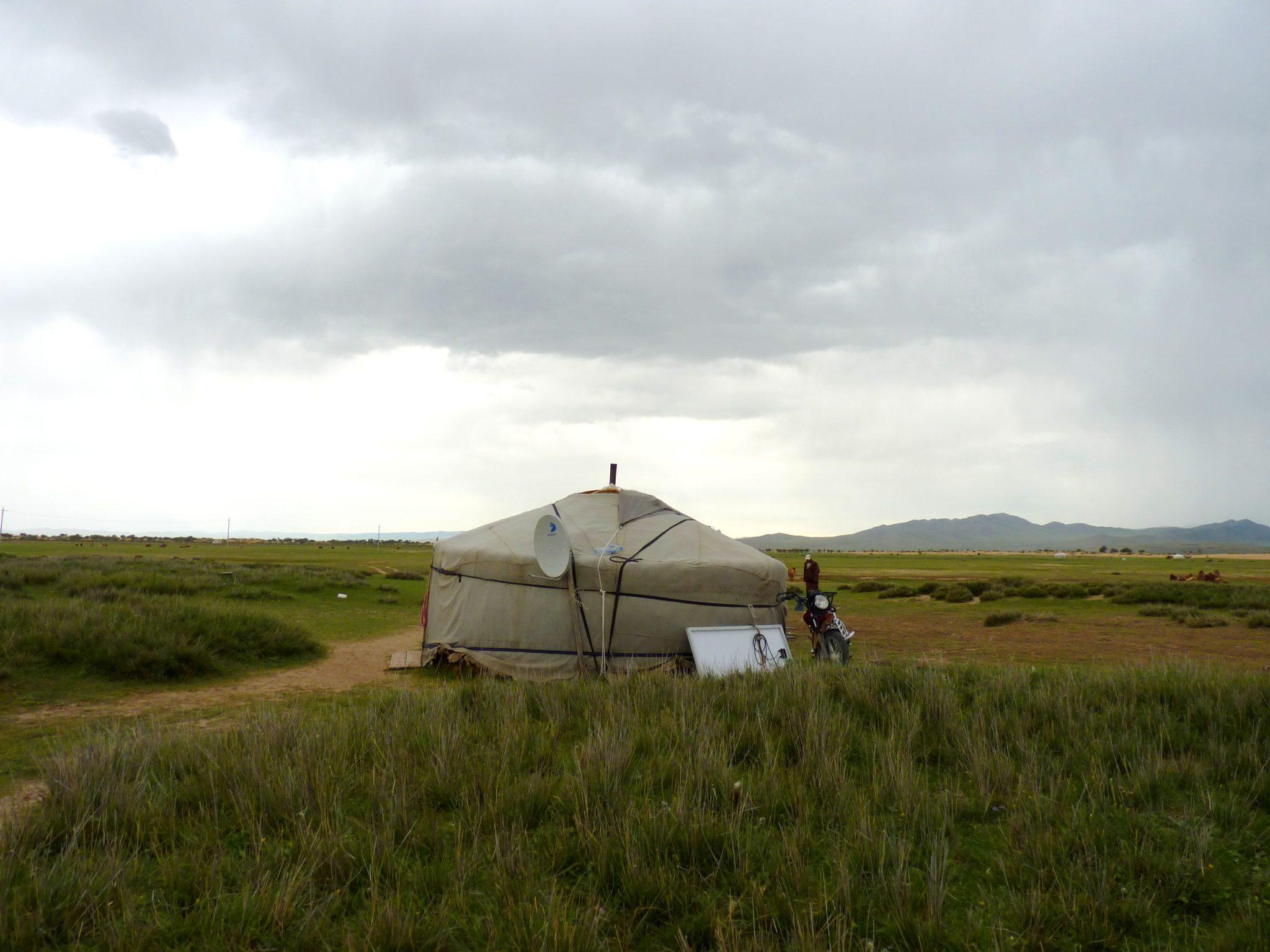 Gers 03 Mongólia Mundo Indefinido