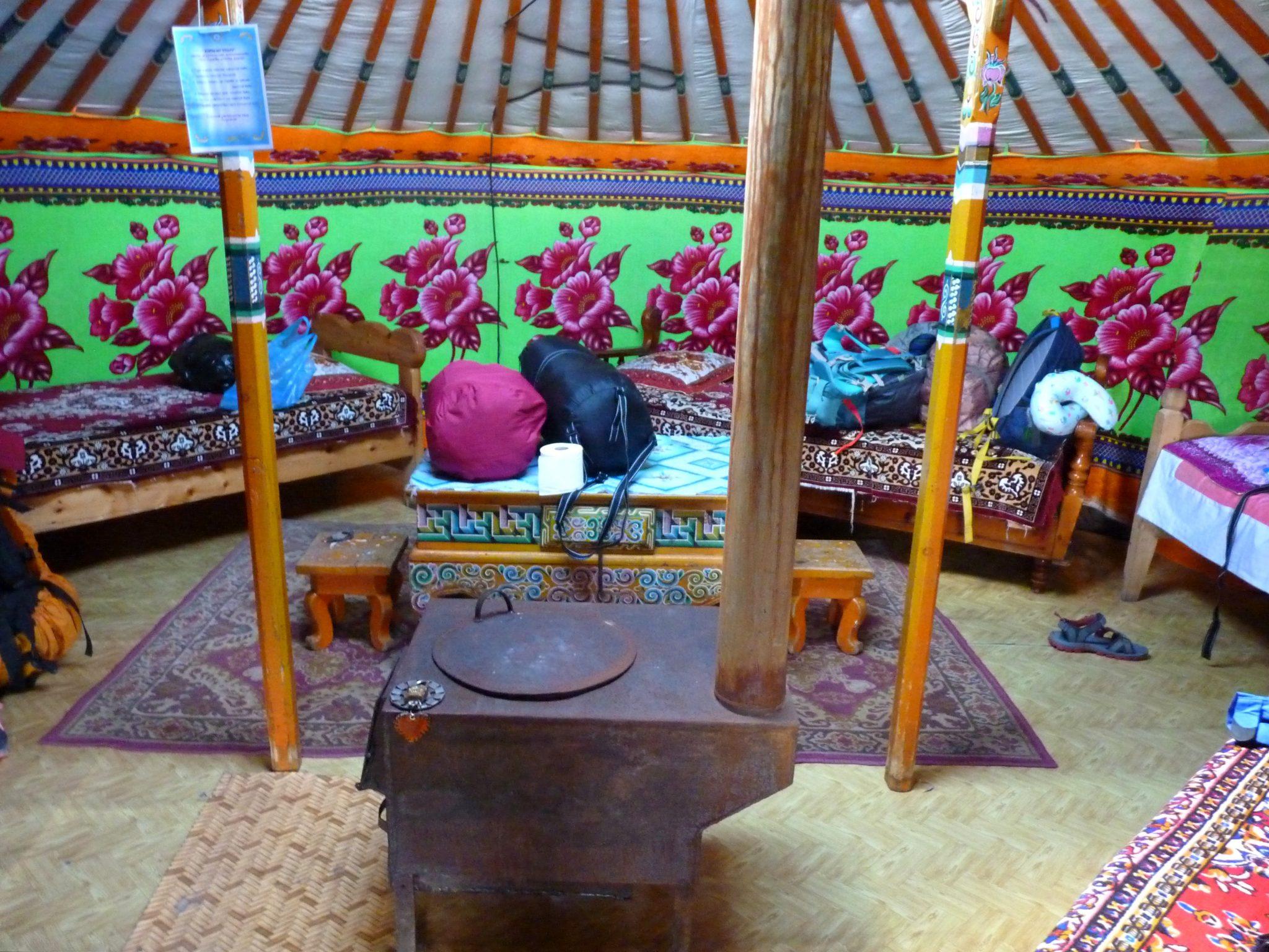 Gers 05 Mongólia Mundo Indefinido