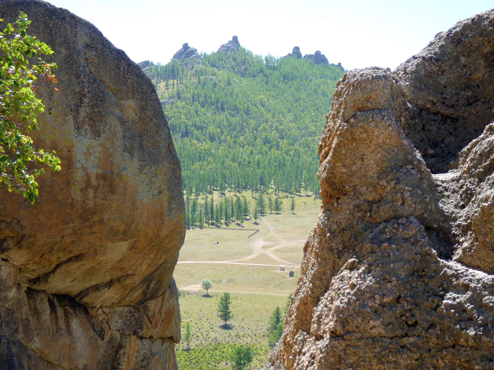 Parque Nacional Gorkhi-Terelj 02 Mongólia Mundo Indefinido