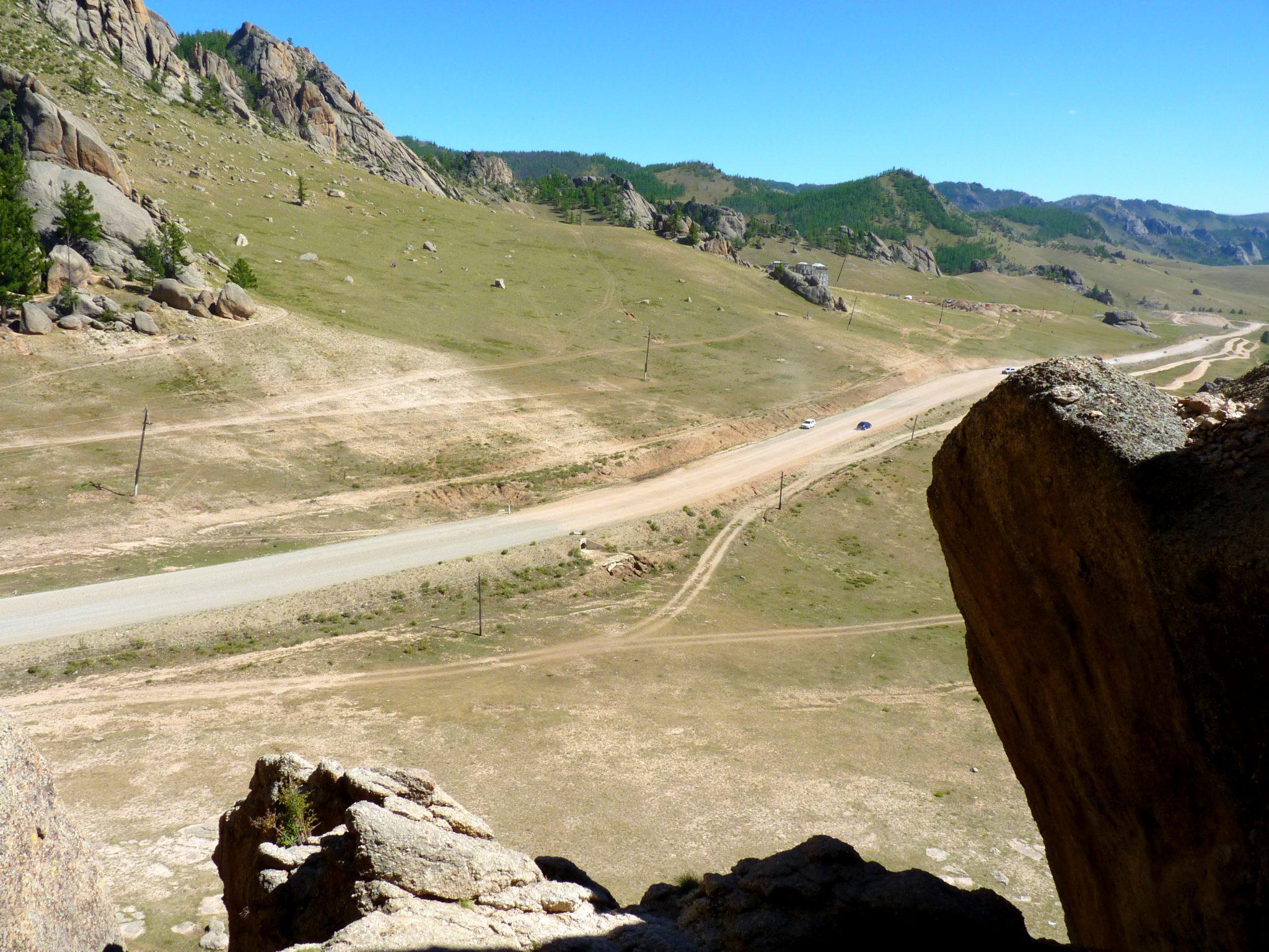 Parque Nacional Gorkhi-Terelj 04 Mongólia Mundo Indefinido