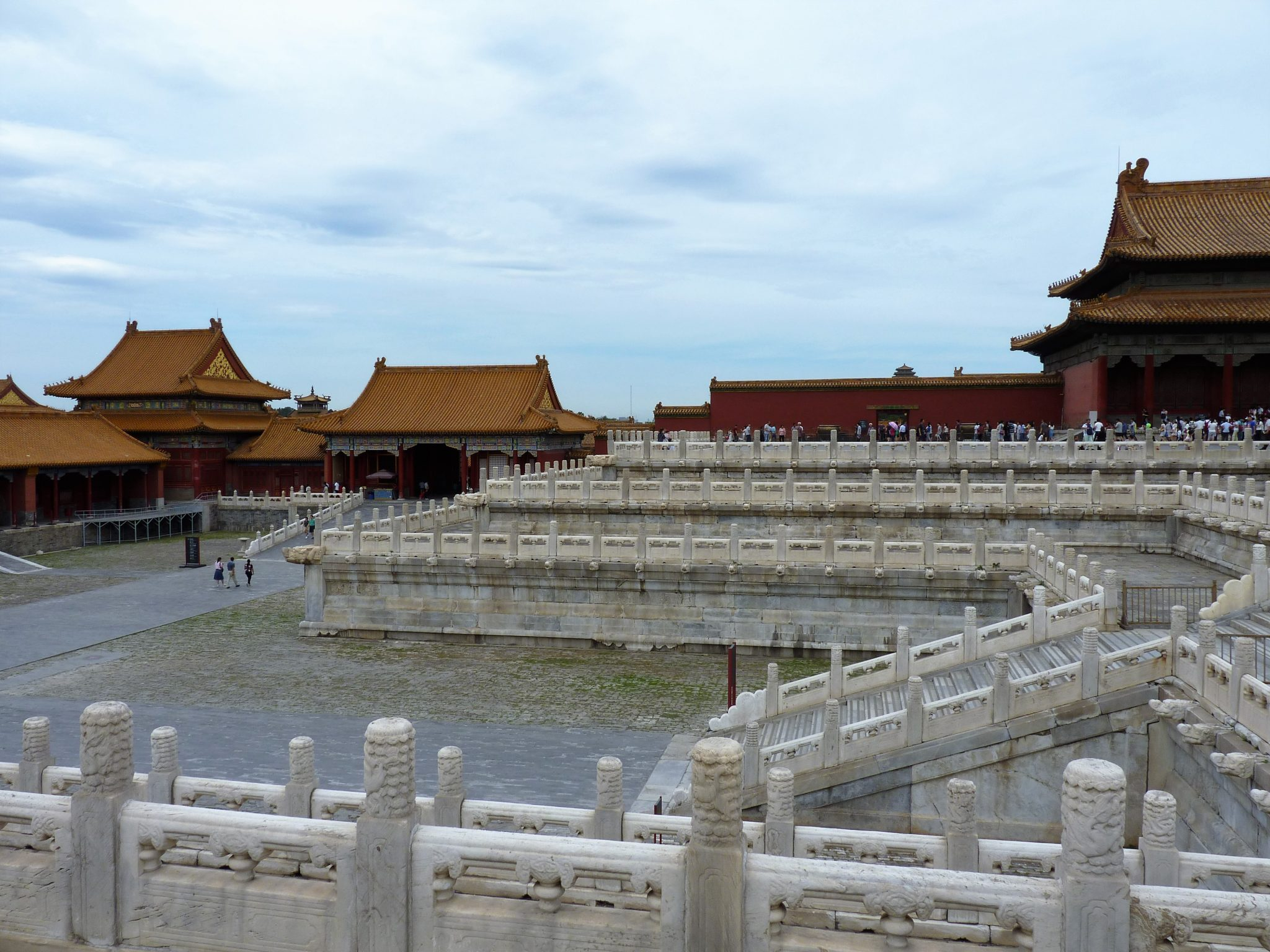 Cidade Proibida 02 Pequim China Mundo Indefinido